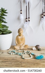 Buddha and Mala