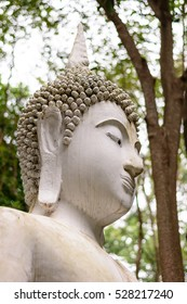 Buddha statue against