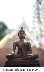 Buddha Statue, Ayutthaya, Thailand