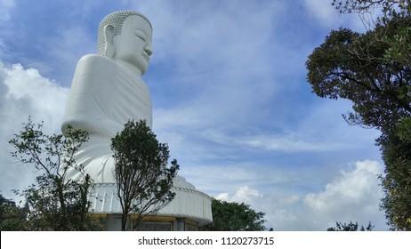 Buddha statue at Ba na Hills