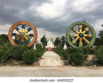 Buddha Statue at Ban Chuan
