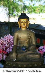 Buddha statue / Bhutan Buddha statue
