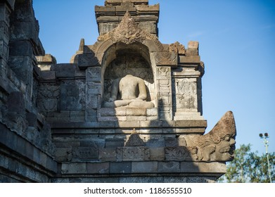 Buddha Statue of Borobudur Temple, Jogja, Indonesia 11