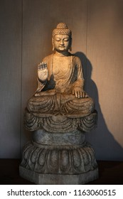 Buddha Statue (close-up)