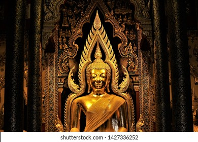 Buddha statue The Buddha image represents the image created instead of the body. Lord Buddha worship may be carved from various materials such as stone, sesame, wood, gold or other materials.