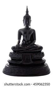 Buddha statue buddha image used as amulets of Buddhism religion.