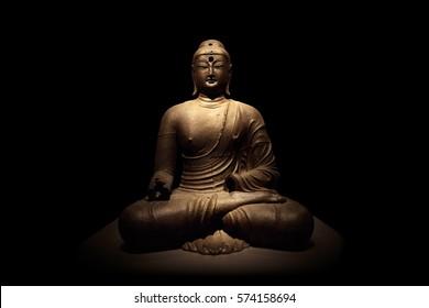 Buddha statue, National Museum Of Korea,Yongsan-gu,Seoul,Korea