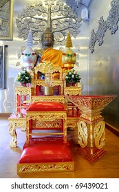 Buddha statue Standard Set of offerings, Buddha For worship