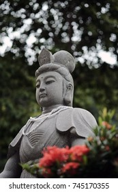 Buddha Statue in the Temple
