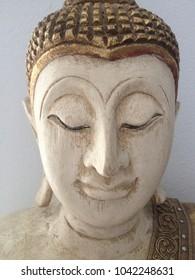 Buddha statues is beautiful, spirit of buddha