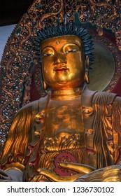 Buddha Temple Shanghai. China