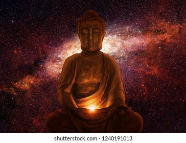 Buddha in the Universe