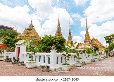 buddhism temple closeup view