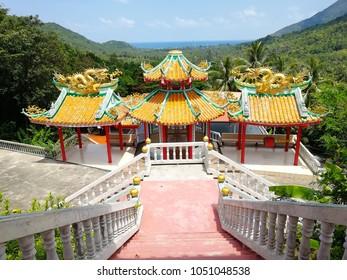 buddhism temple thailand