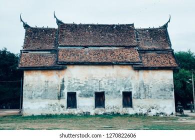 Buddhist church, Buddhist religion, Buddhist ritual place