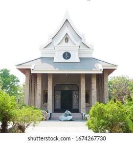 The buddhist church in Thailand