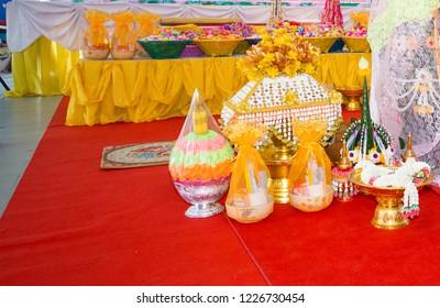 Buddhist Clergy ceremony
