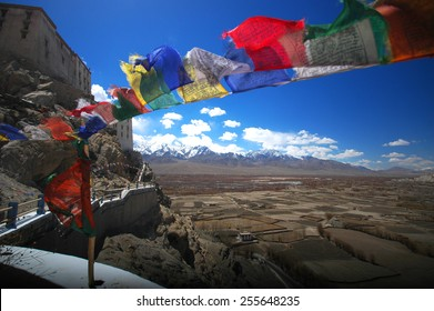 Buddhist monastry in the Indian state of Jammu and Kashmir