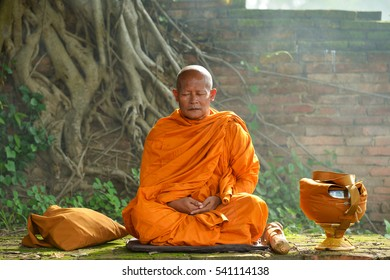 Buddhist monks ,Thailand