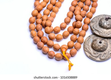 Buddhist rosary with buddha tree