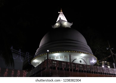 Buddhist temple perahera