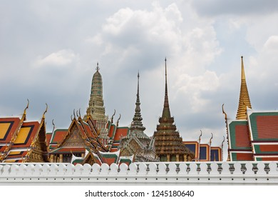 buddhist temple in thailand king residence