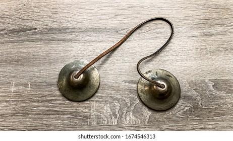 Buddhist ting sha made in nepal