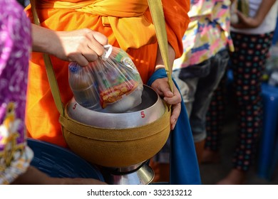 Buddhist tradition festival Thailand background religion