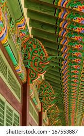 Buddhistic temple ornaments