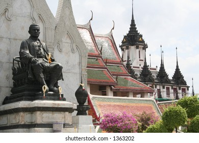 Buddist temples in Laos