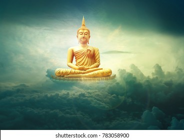 BUDHA STATUE BACKGROUND