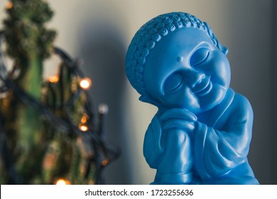 Budha statue home interior deco