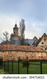 Budingen Castle begins its history from the 12th century, Germany