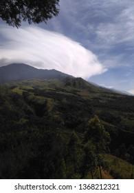 Budug Asu Hill, part of mount arjuno