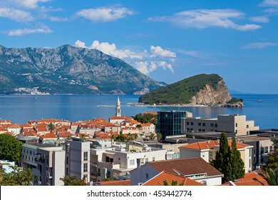Budva, Sveti Nikola Island and Stari Grad