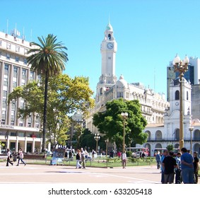 Buenos Aires, Argentina, 20 March, 2017. Cabildo Building in Buenos Aires, Argentina on 20 March, 2017.