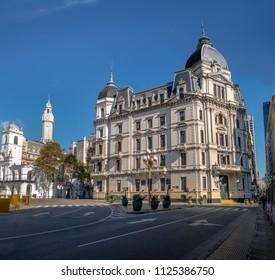 Buenos Aires City Hall - Palacio Municipal de la Ciudad de Buenos Aires - Buenos Aires, Argentina