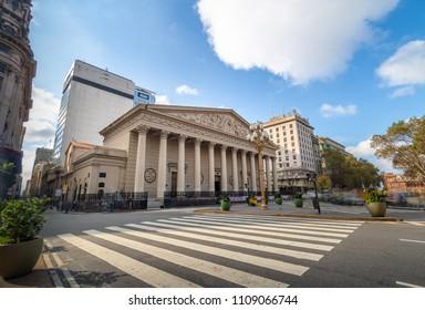 Buenos Aires Metropolitan Cathedral - Buenos Aires, Argentina