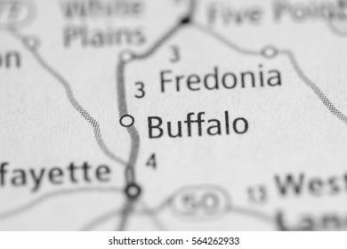 Buffalo. Alabama. USA
