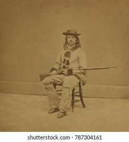 Buffalo Bill when he served as a scout for Russian Grand Duke Alexeis buffalo hunt in 1872. Gen. Philip Sheridan and Col. George Armstrong Custer were also in the Dukes hunting party