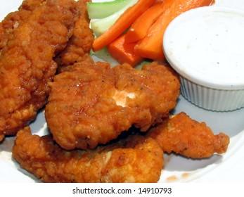Buffalo Chicken Appetizer