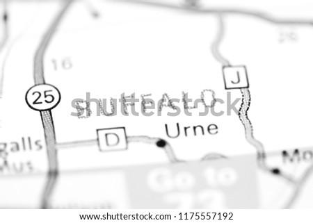 Buffalo Wisconsin USA On Map Stock Photo (Edit Now) 1175557192 ...