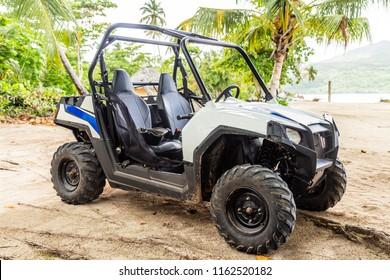 Buggy on the beach