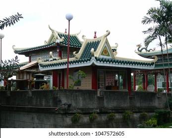 Buhuddist Temple Philippines