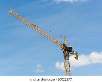 build faucet, building, sky, cement, mode, tower
