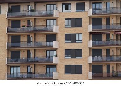 Building in Bilbao