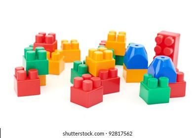 Building blocks.