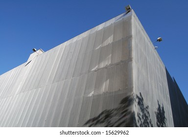 building for car parking