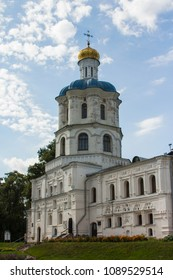 """Building of """"Chernihiv Ancient"""" is the National Architecture-Historical Sanctuary located in the north-eastern Ukrainian city of Chernihiv"""