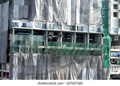 Building Construction & scaffolding